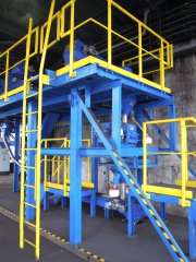 Rekonstrukce a modernizace pasové dopravy uhlí
