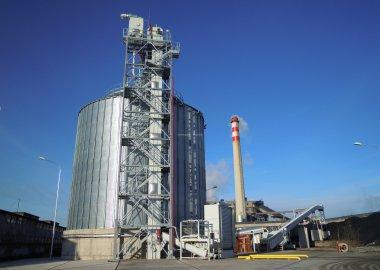 Skladování a doprava biomasy