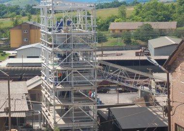 Výroba žáruvzdorných hmot