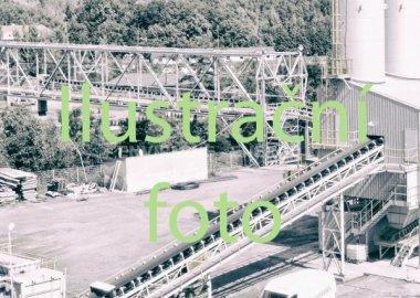 Vnitřní doprava biomasy včetně dávkování