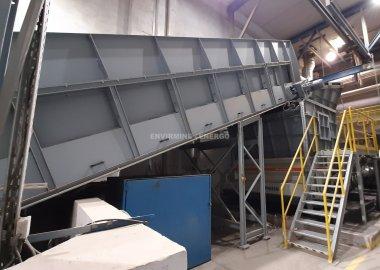Dopravní systém pro komunální odpad